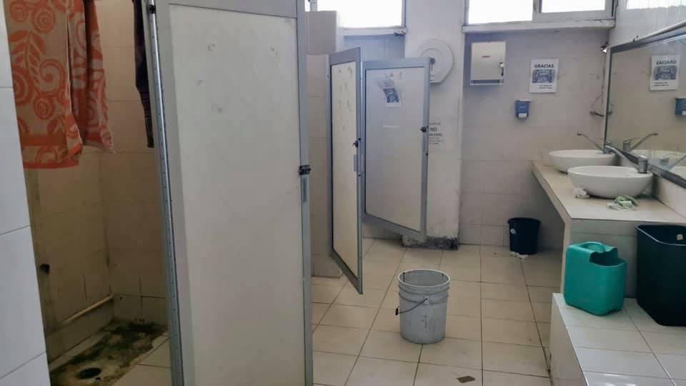 En condiciones de abandono las instalaciones de SP en Cd. del Carmen